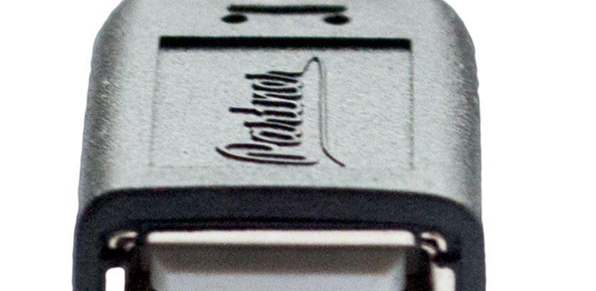 Переходник OTG USB Micro-USB --> USB (ВM) Partner