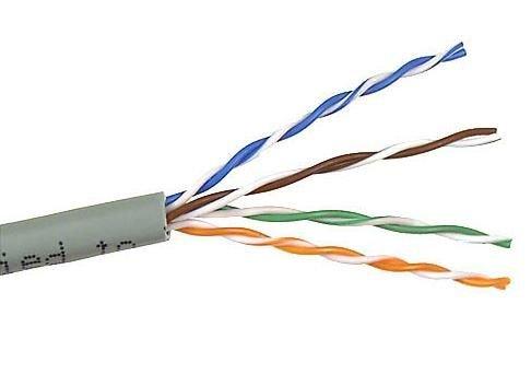 Витая пара 1м UT5710-305A UTP/STRANDED/5E/CCA/PVC/24AWG