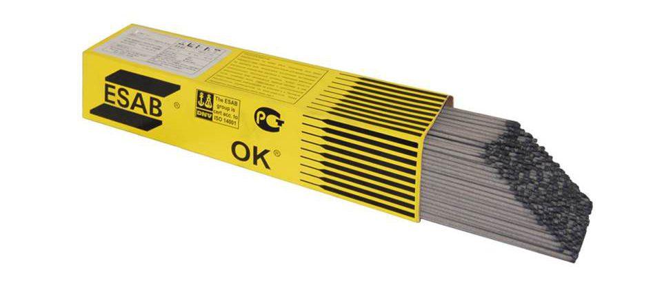 Сварочные электроды ESAB OK 53.70 (149шт. 3,2х350мм,4,7кг)