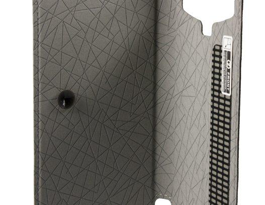 """Универсальный чехол Book-case 5,8"""" (черный)"""