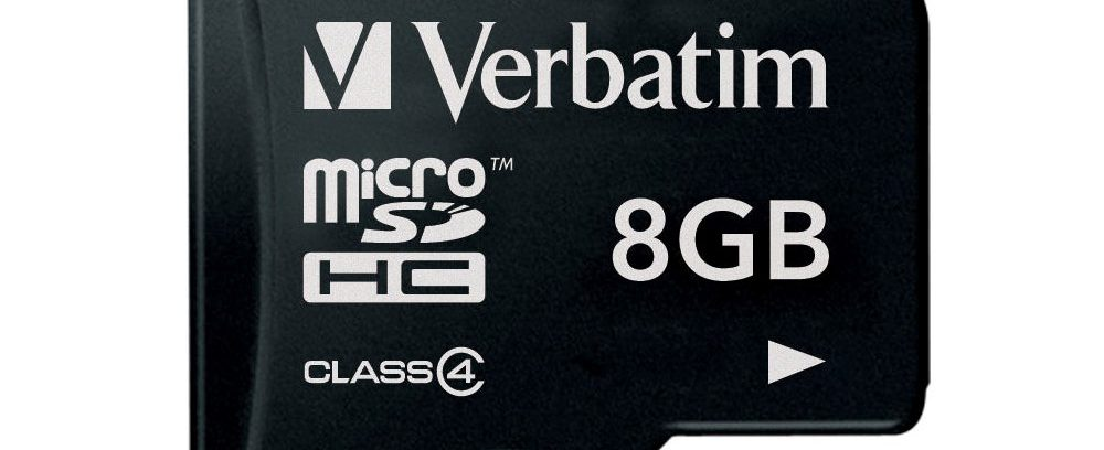 Карта памяти Micro Secure Digital Card 8GB + адаптер (SD) Class 4