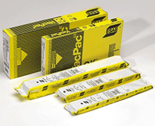 Сварочные электроды ESAB OK 96.40 (AlSi5) (71шт.3,25х350мм,1,0кг) по алюминию