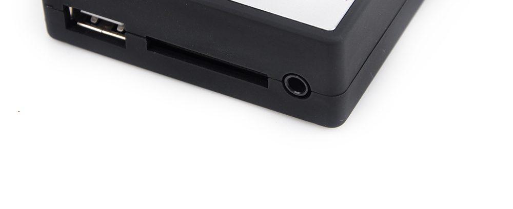 USB/AUX-Адаптер DOXINGYE C01013A1==>>Штат.Магнитоле Mazda 2/3/5/6/CX7/MX5/MPV/Miata/Tribute/RX8