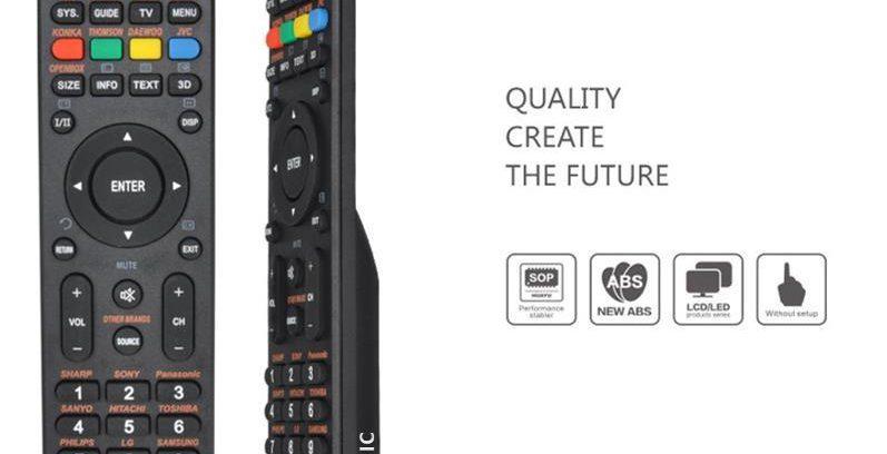 Пульт Дистанционного Управления ТВ Универсальный LED/LCD HUAYU RM-L1130+8