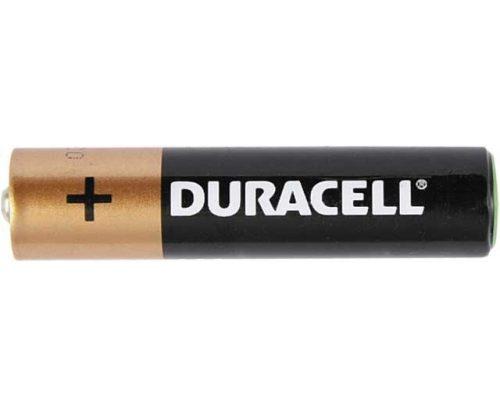 Батарейки AAA DURACELL LR03-18BL Basic, 1шт