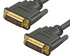 Кабель DVI M/DVI M (24+1) 5bites APC-099-030 double link, 3м.