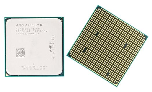 Процессор AMD Athlon II X2 250 (3.0GHz,2MB,65W,AM3)