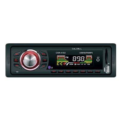 Автомагнитола CALCELL CAR-415U 1DIN/USB/SD/AUX/FM/MP3/4x35Вт