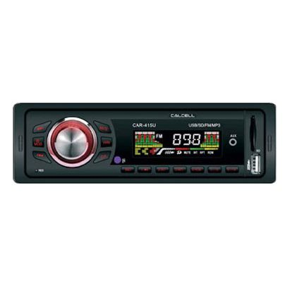 Автомагнитола CALCELL CAR-415U 1DIN/USB/SD/AUX/FM/MP3/4x35Вт
