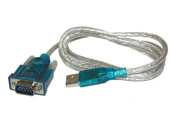 Адаптер USB==>COM-порт (RS-232(DB25,DB9)) CBR CB 232
