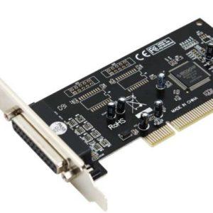 PCI-Контроллер COM 2-port+LPT CBR CBC 010