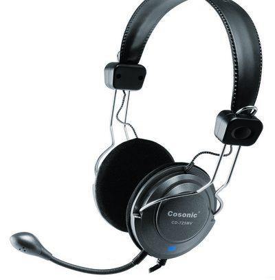 Наушники COSONIC CD725MV с микрофоном