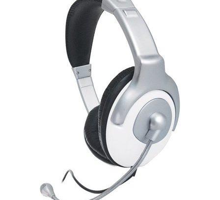 Наушники COSONIC CD780MV (Silver) с микрофоном
