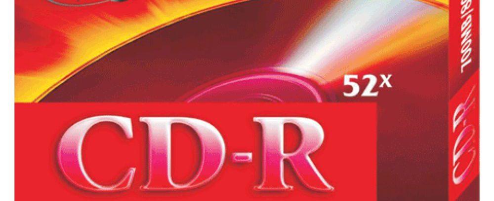 Диск CD-R 700Mb VS 52x 5шт. в Бумажных конвертах