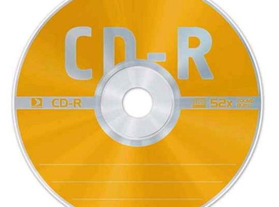 Диск CD-R 700MB 1шт