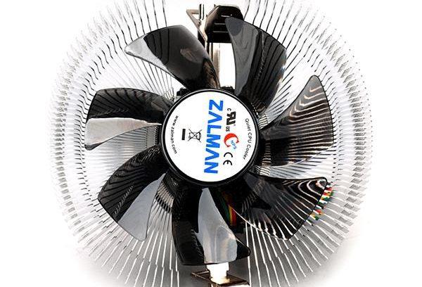 Кулер Zalman CNPS7000V-Al(PWM) Intel/AMD-ВСЕ, 89Вт OEM