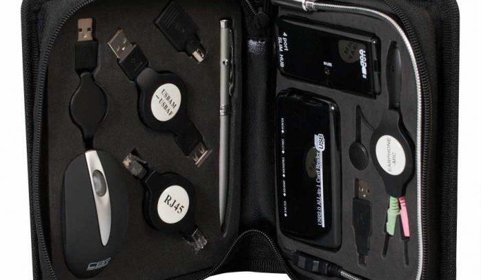 Комплект переходников/Карт-Ридер/Концентратор+мышь CBR CT-08