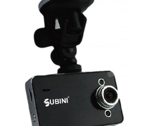 Видеорегистратор SUBINI DVR-K6000L Full HD1080p/140гр/HDMI/G-Sensor
