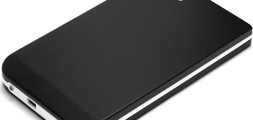 "Gembird EE2-U2S-42 black Внешний корпус для 2.5"" SATA-устройств, USB2.0, алюм"