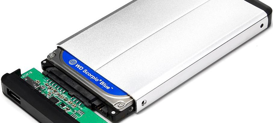 "Gembird EE2-U3S-2-S Sylver Внешний корпус для 2.5"" SATA-устройств, USB3.0, алюмений"