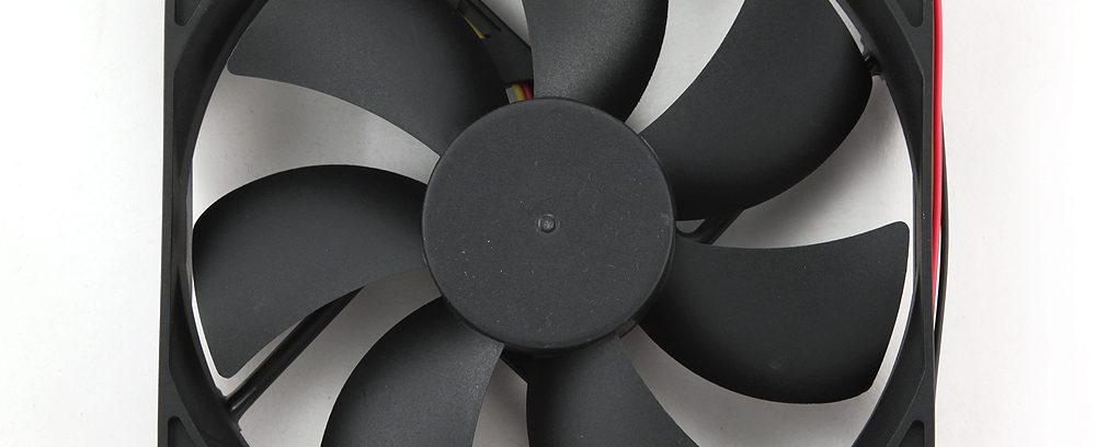 Вентилятор Gembird FANCASE3 120x120x25,втулка,3pin