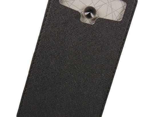 """Универсальный чехол Flip-case 5,8"""" (черный)"""