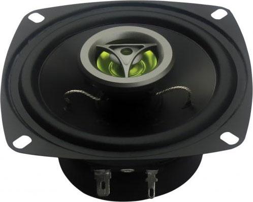 10см Авто-акустика 2 колонки Fusion FBS-420 130W/35W 2полос