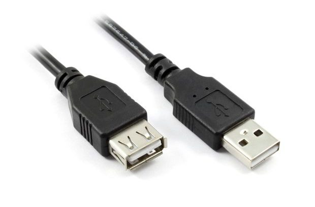 Кабель удлинитель USB2.0, AM/AF Greenconnect Premium GC-UEC3M-3m-28/24AWG 3м