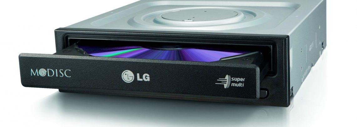 Привод DVD±RW LG GH24NSD1, SATA, Black