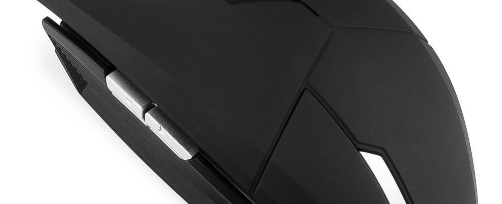 Игровая Мышь Гарнизон GM-600G Альмак, USB,чип Х1,черн,софт тач,1600DPI,5кн.+кол-