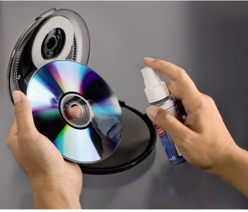 Набор для чистки и восстановления CD/DVD Hama H-51488