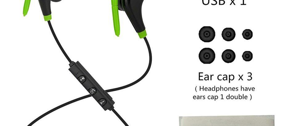 Bluetooth-Гарнитура Спортивная BXAT-F-XW-BD Беспроводная