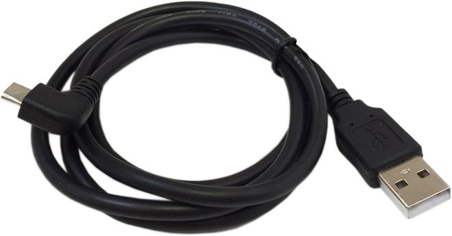 Кабель USB2.0 AM/microBM УГОЛ Human Friends Angle 1м