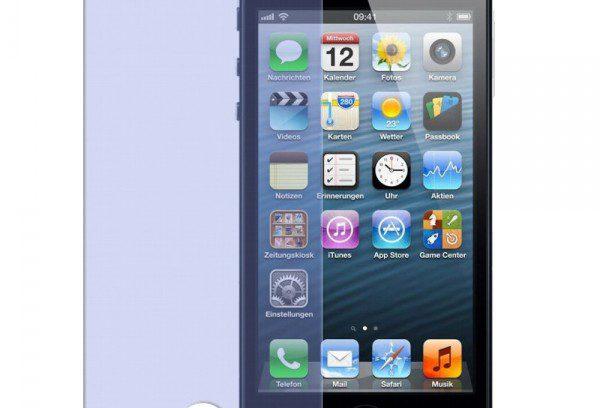Защитная пленка на экран для HTC Desire 600 матовая DEPPA 61246