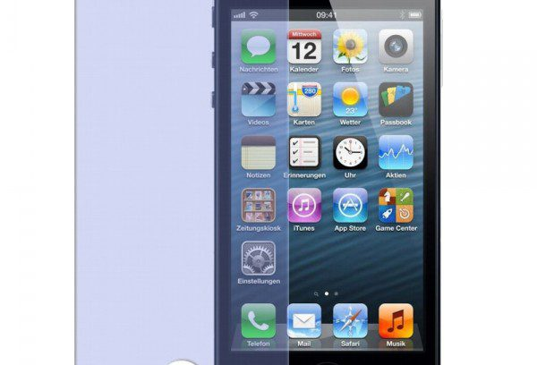 Защитная пленка на экран для HTC Desire 600 прозрачная ELTRONIC
