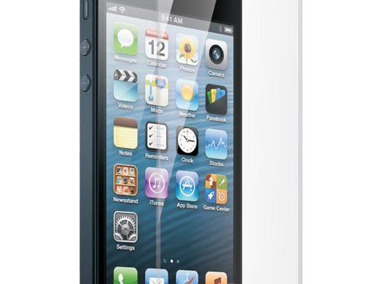 Защитное стекло для iPhone 4/4S (твердость 9H), Partner