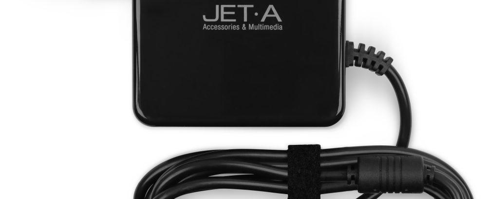 Адаптер питания для ноутбука Jet.A JA-PA14 45Вт/Автомат/USB-1,5A