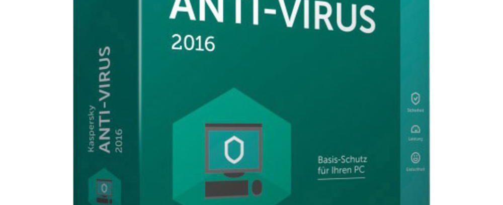 Антивирус Касперского 2016 на 2ПК на 1 год