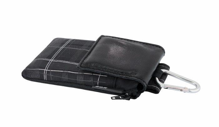Чехол для телефона SOX KQ02 SQUARE black