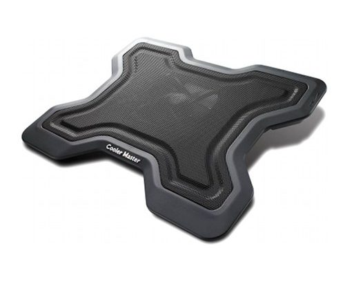 Подставка-охлаждение для ноутбука Крестовый Вентилятор/Подсветка