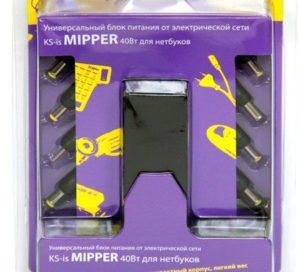 Адаптер питания для нетбука KS-is Mipper (KS-150) 40Вт Автомат