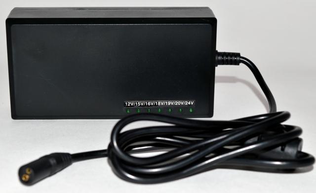 Адаптер питания для ноутбука KS-is Hitti (KS-224) USB 100Вт