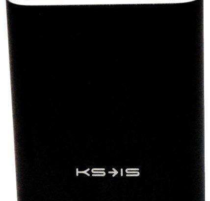 Портативный аккумулятор 10400мАч KS-is KS-239Black