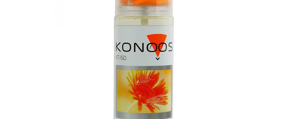 Чистящий Набор для ЖК-экранов (спрей 150мл +салфетка) Konoos KT-150