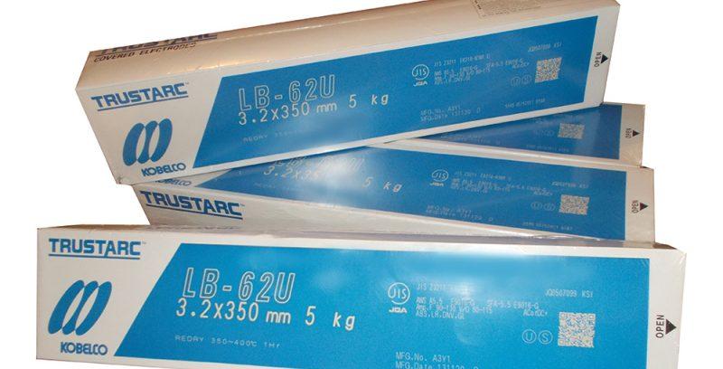 Сварочные электроды Kobelco (Trustarc) LB-62U (3,2х350мм,5кг)