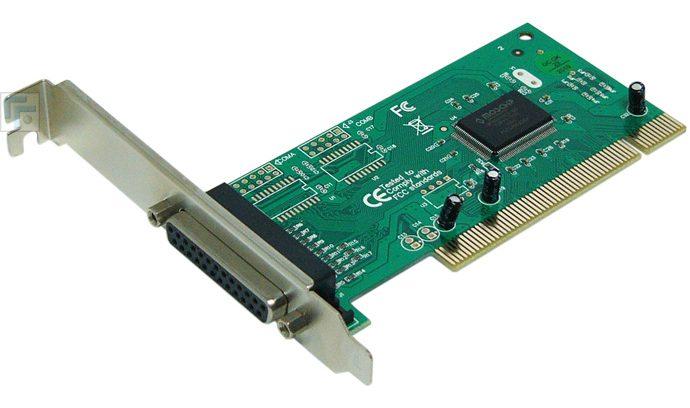 PCI-Контроллер LPT-входа Gembird LPC-1 паралельный порт