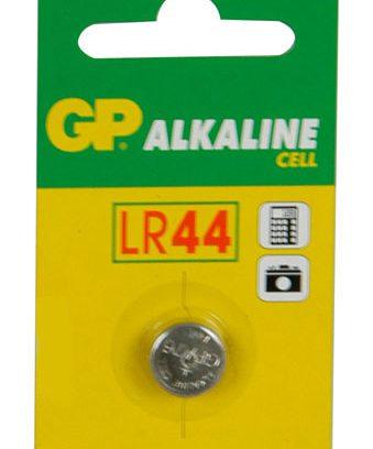 Батарейка LR44/V13GA/A76 GP A76-B/(2)C10 1.5V 1шт.