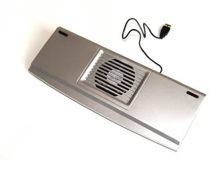 Подставка-охлаждение для ноутбука Espada LT-108 вентилятор/Портативная