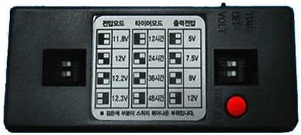 Аккумуляторная батарея для видеорегистратора Lucas LK-270-12VT Автономное питание