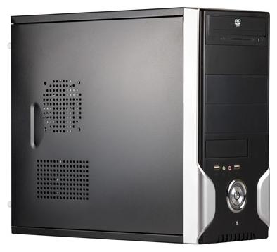 Системный блок CPU AMD X2 4000 3.0GHz/4Gb RAM/HDD 500GbSATAIII/Int.Video/DVDRW/400W